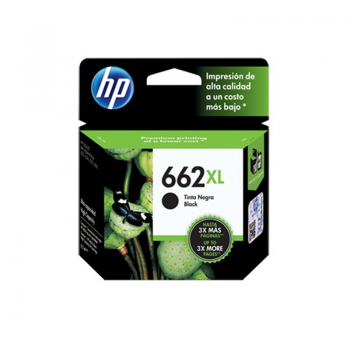 CARTUCHO DE TINTA HP 662XL...