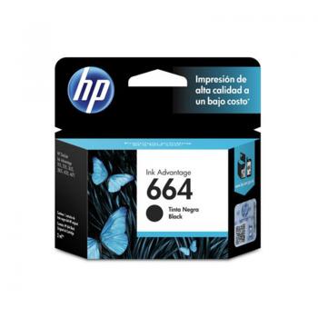 CARTUCHO  DE TINTA HP 664...