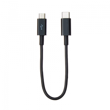 CABLE USB V2.0 A MICRO NEGRO