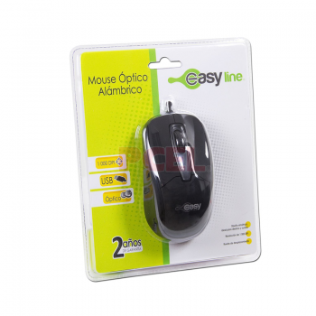 MOUSE OPTICO ALAMBRICO