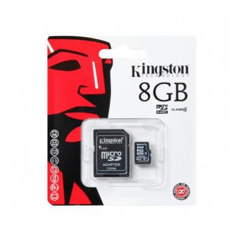 MEMORIA MICRO SD DE 8GB...