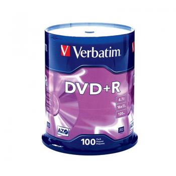 DVD-R VERBATIM 4.7 GB 16X
