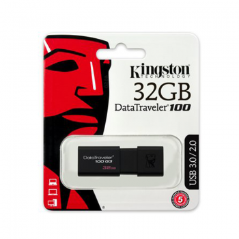 MEMORIA USB DE 32GB KINGSTON