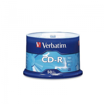 CD-R 52X 80 MIN  700 MB...