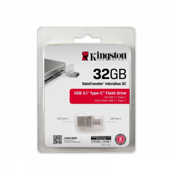MEMORIA KINGSTON USB 32GB...