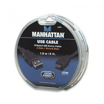 CABLE USB A MACHO-MICRO B...