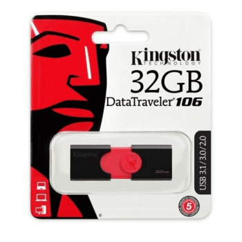 MEMORIA USB KINGSTON 32GB...