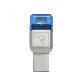 LECTOR USB TIPOC V3.0 MICROSD