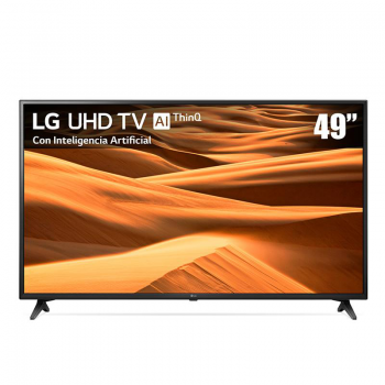 "TV LED LG 49"" UHD 4K SMART..."