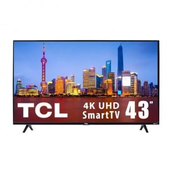 """TV TCL 43"""" 4K SMART ROKU..."""