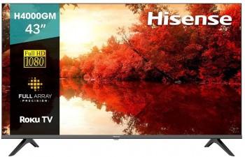 """TV. HISENSE 43"""" FULL HD..."""